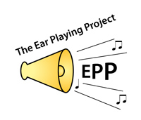 The Ear Playing Project (EPP) logo